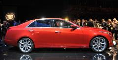 Nowy Cadillac CTS