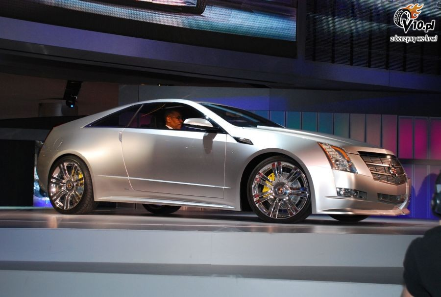 cadillac cts coupe concept 1