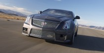 Cadillac CTS-V Coupe model 2011