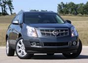 Cadillac SRX 2.8T model 2010