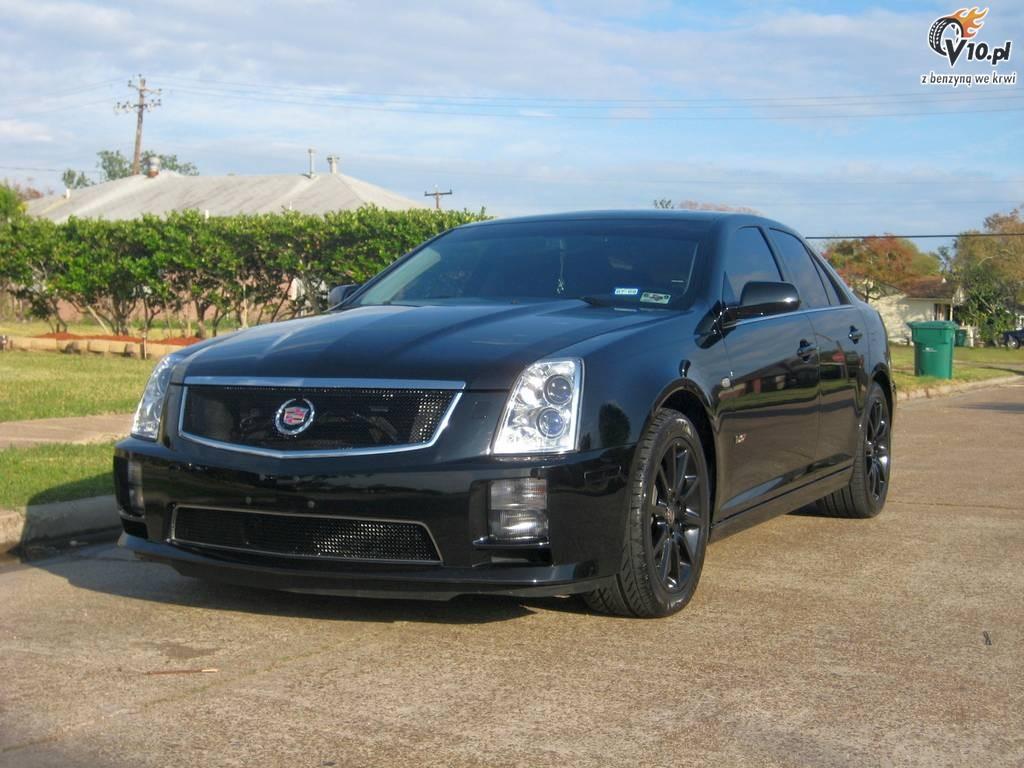 Cadillac , Cadillac STS , Cadillac ATS