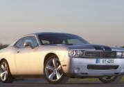 Dodge Challenger SRT8 w Europie