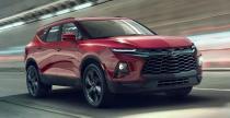 Chevrolet Blazer powraca na salony
