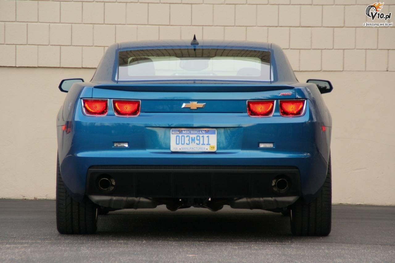 2010 camaro v6 specs