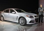 Chevrolet SS - premiera