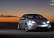 Chevrolet Volt model 2011