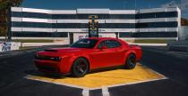 Dodge Challenger SRT Demon - najmocniejsze V8 w historii