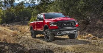 Dodge Ram 1500 - czas na hybrydę?