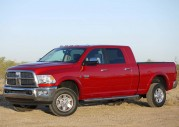 Ram 3500 HD Laramie Mega Cab model 2011