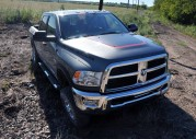 Ram Power Wagon model 2010