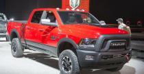 Chicago 2016: Nowy Ram Power Wagon - mocny konkurent dla Raptora
