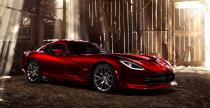 Dodge ko�czy produkcj� legendarnego Vipera