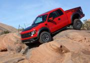 Ford SVT Raptor w terenie