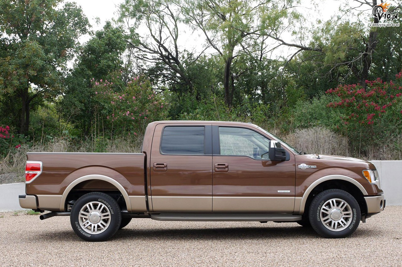 ford f150 king ranch 2011 05. Black Bedroom Furniture Sets. Home Design Ideas