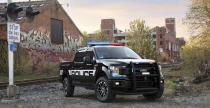 Ford F-150 - w służbie amerykańskiej policji