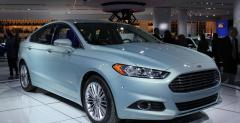 Nowy Ford Fusion