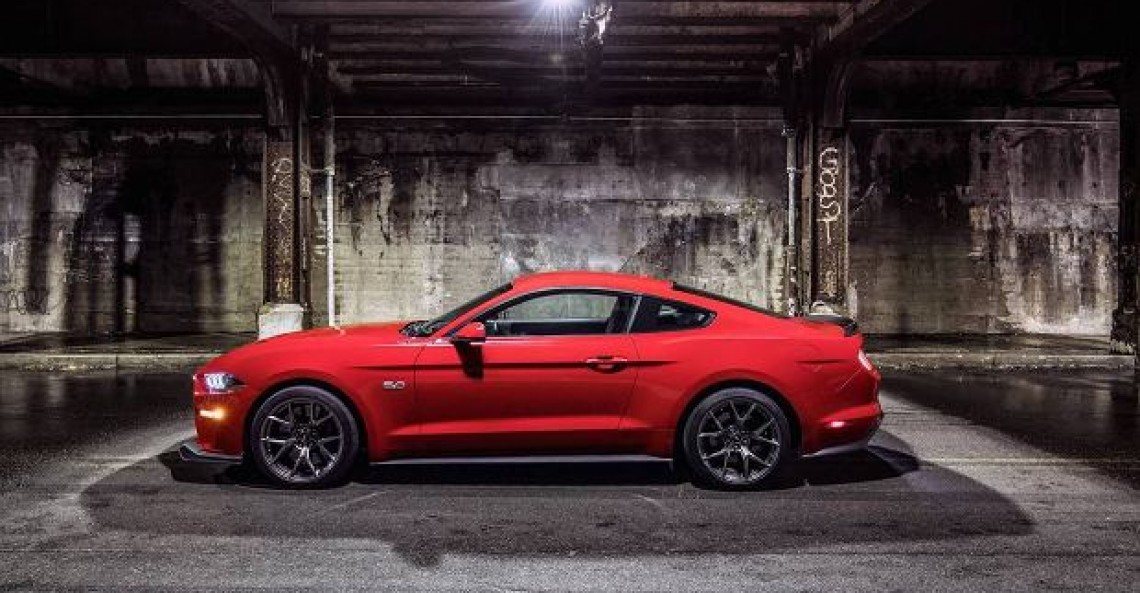 Ford Mustang Performance Peak 2