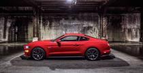 Ford Mustang z pakietem Performance Peak 2 - stricte torowa maszyna