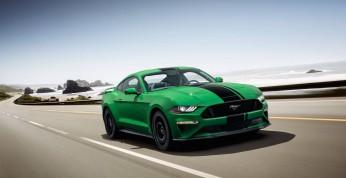 2019 Ford Mustang w nowym kolorze -