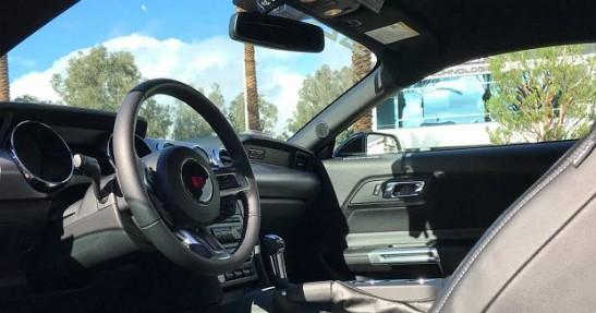 Ford Mustang SBS