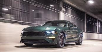 Ford Mustang Bullit - na wzór legendy