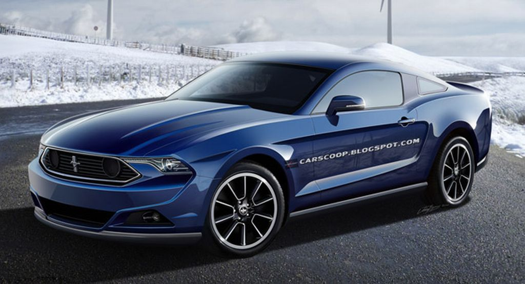 ford mustang 2015 concept