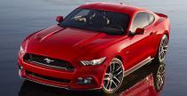Ford Mustang: Najlepiej sprzedaj�cy si� samoch�d sportowy na �wiecie w pierwszej po�owie 2015 r.