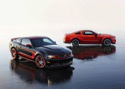 Ford Mustang Boss model 2012 - torowa bestia