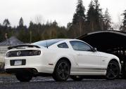 Ford Mustang GT model 2013