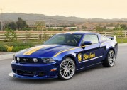 Ford Mustang Blue Angels - lotnicze inspiracje