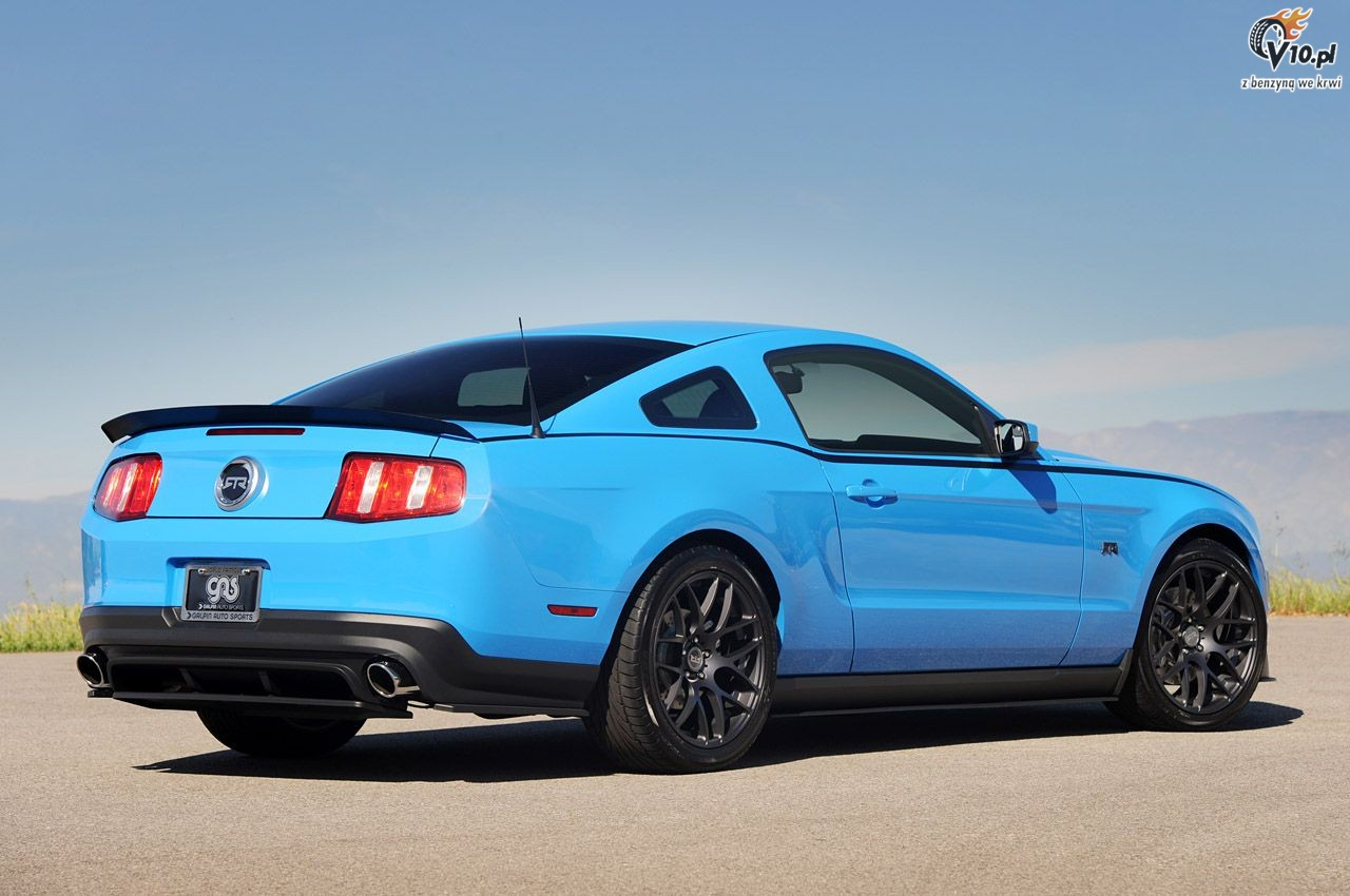 Ford Mustang , Ford Mustang RTR