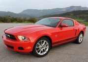 Ford Mustang V6 model 2011