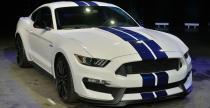 Shelby GT350 Mustang - legenda powraca