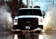 Ford Super Duty model 2011