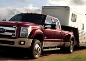 Ford Super Duty model 2011