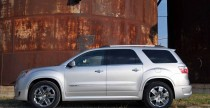 GMC Acadia Denali model 2011