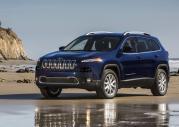 Jeep Cherokee model na rok 2014