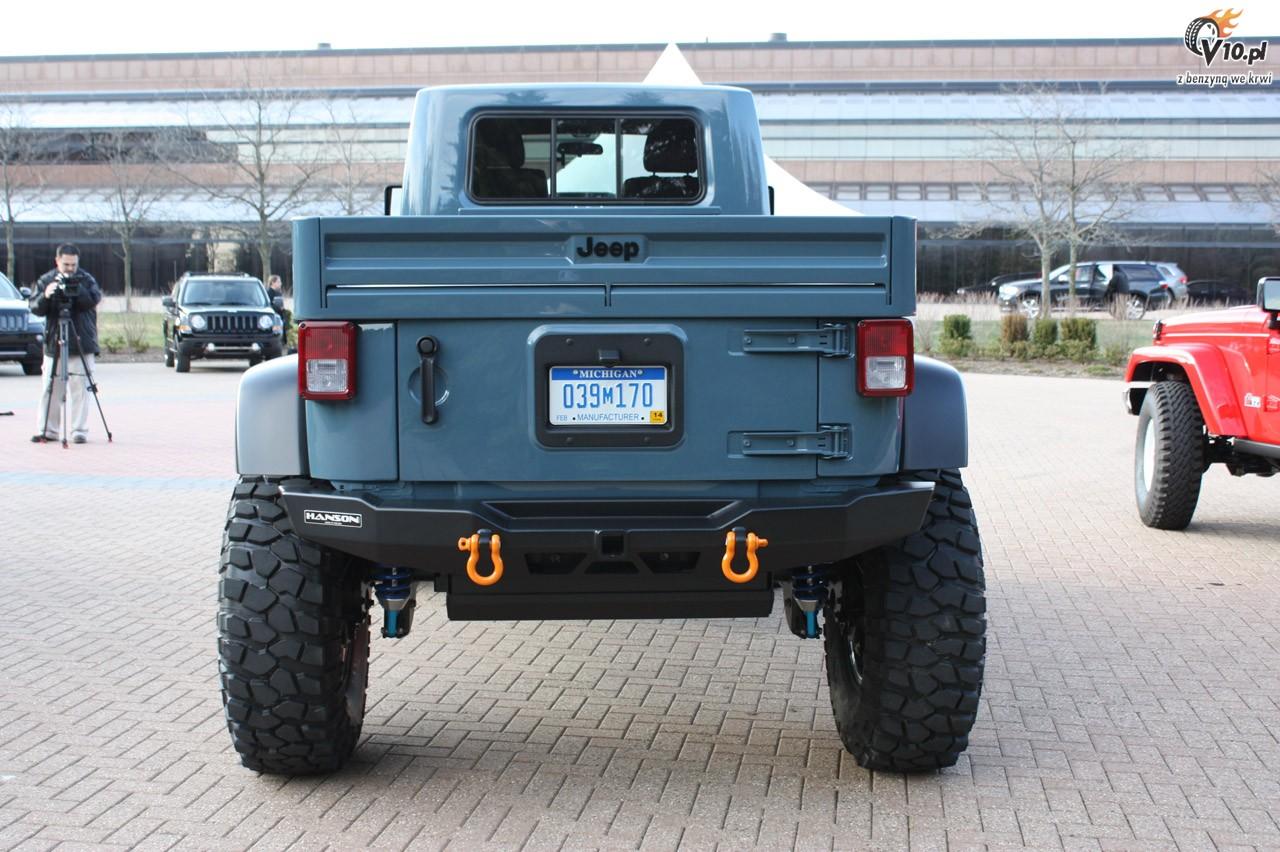 Jeep Mighty Fc >> Ideia para transformação de Kombi velha em veículo baja off-road – Matéria Incógnita