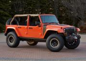 Moab Easter Jeep Safari 2014 - concept cars
