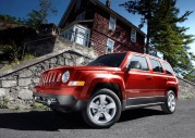 Jeep Patriot model 2011