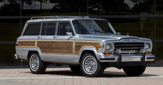Jeep Wagonner