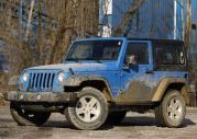 Jeep Wrangler Sport model 2012