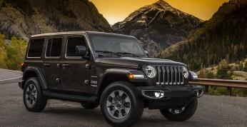 Nadchodzi król off-roadu - nowy Jeep Wrangler