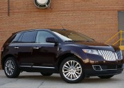 Lincoln MKX model 2011