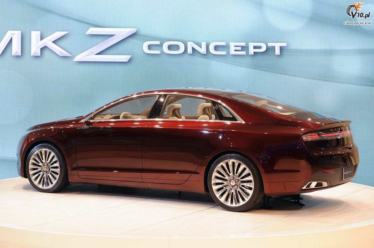 lincoln mkz hybrid front three quarters 2014 lincoln mkz hybrid rear
