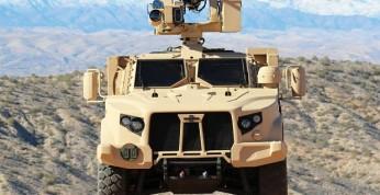 Oshkosh JLTV - w służbie amerykańskiej armii