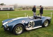 Kultowa Cobra w Pebble Beach 2012