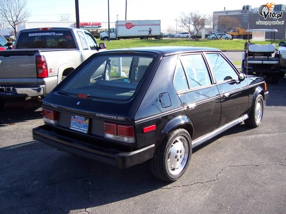 1987 Dodge Shelby Glhs
