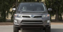Toyota Highlander Hybrid model 2011