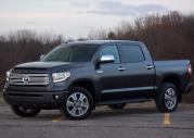 Toyota Tundra Platinum model na rok 2014